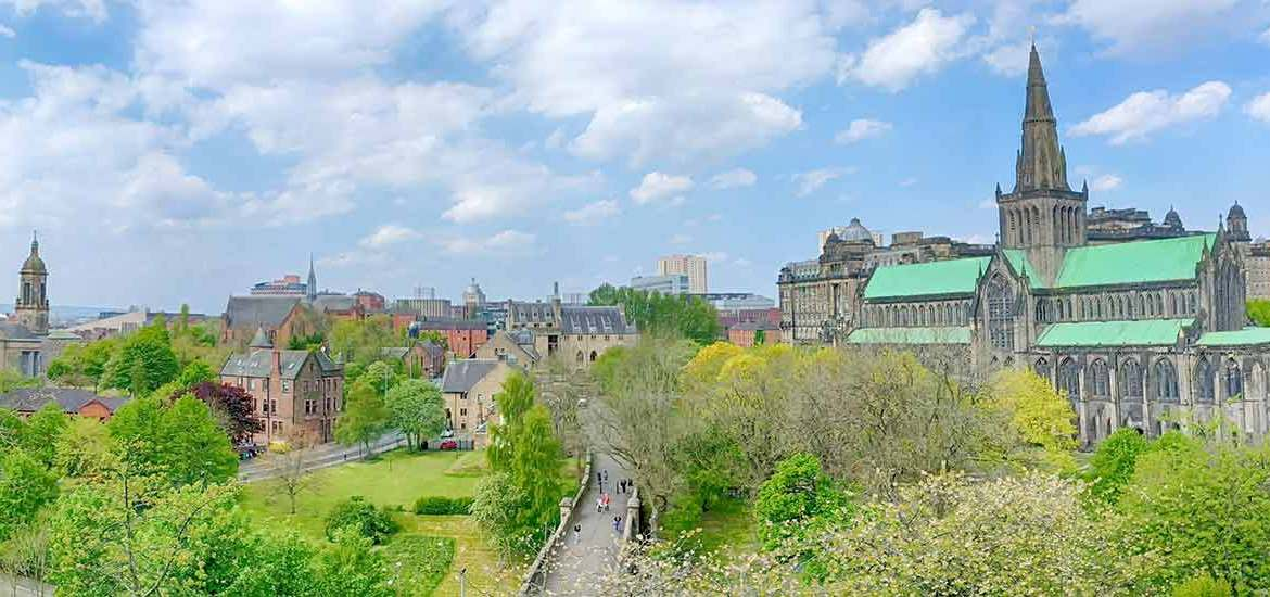 Where to stay in Glasgow, Scotland
