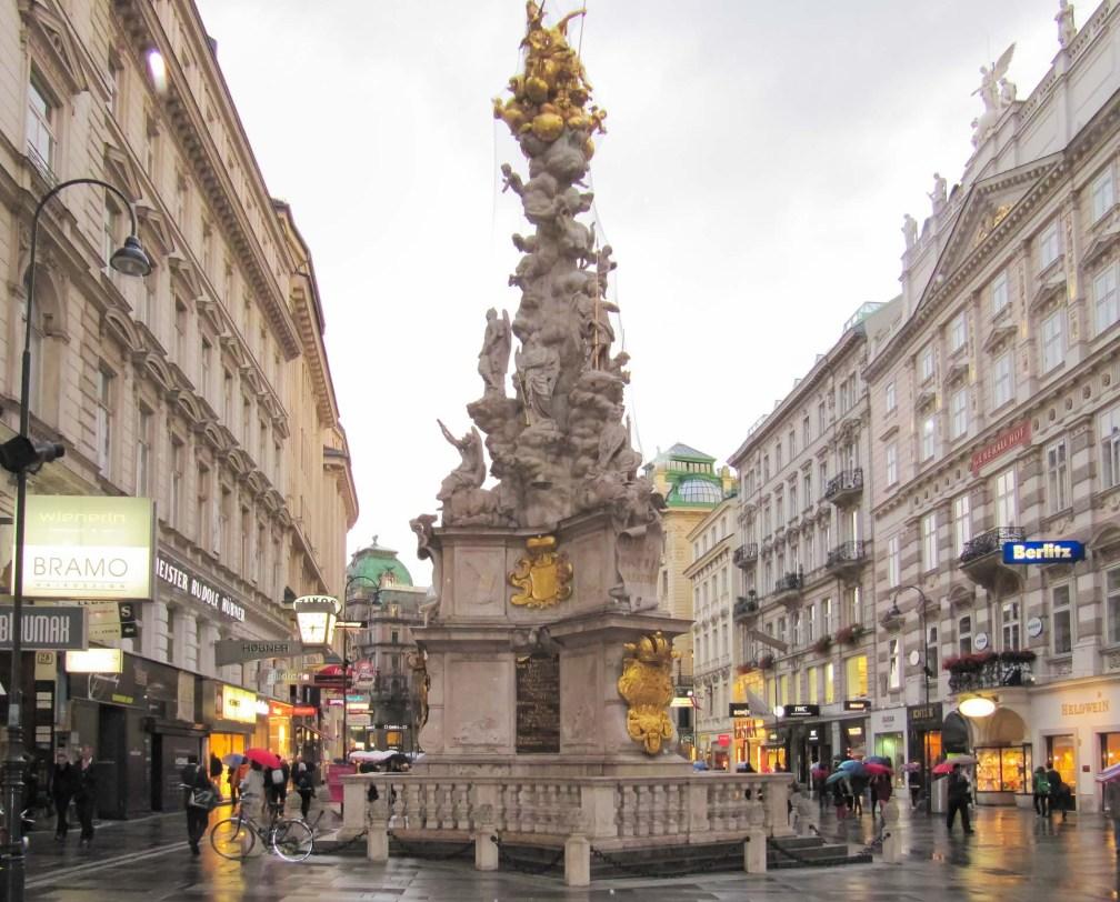 Plague Column