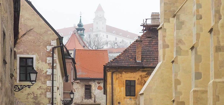 Where to stay in Bratislava, Slovakia