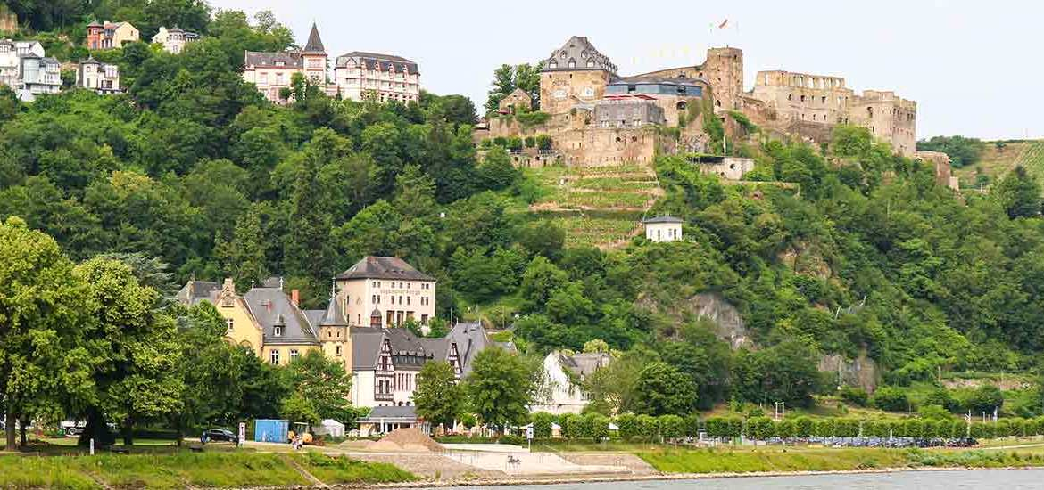 mosel and rhine river castles