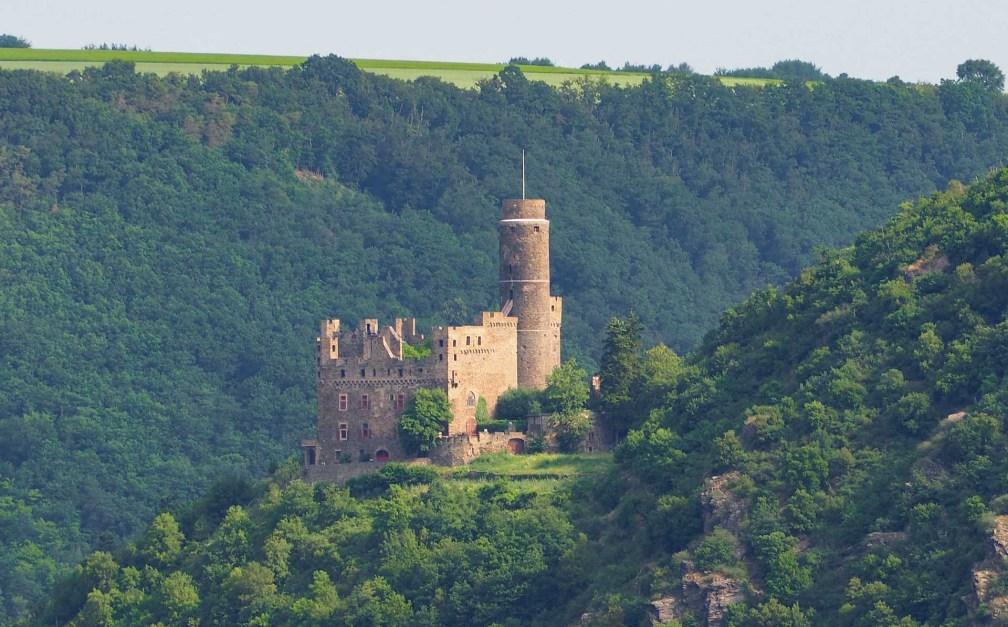 Mouse Castle