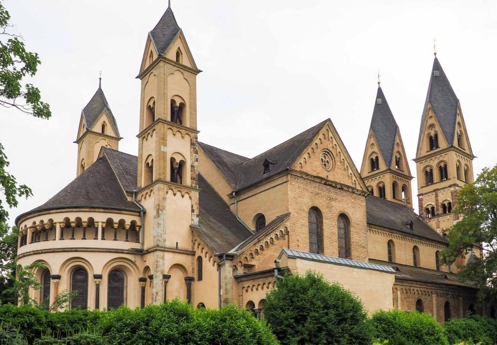 Basilica of St. Castor