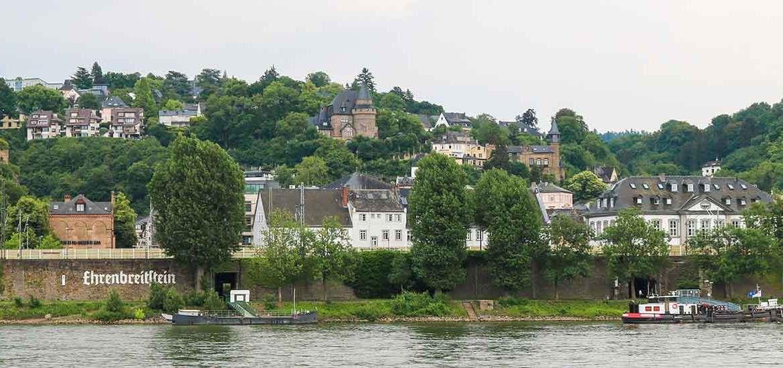 Koblenz hotels Old Town