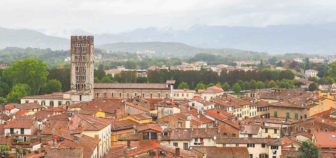 best hotels in Lucca Old Town