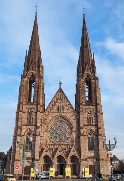 St. Paul's Church of Strasbourg