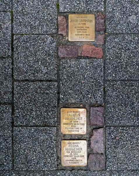 street plaques