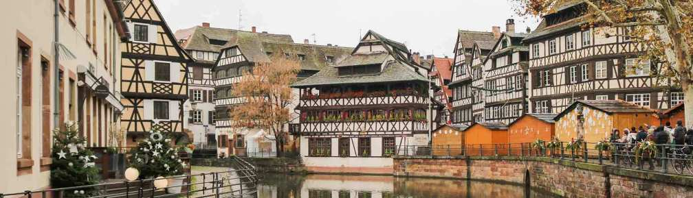 One day in Strasbourgitinerary