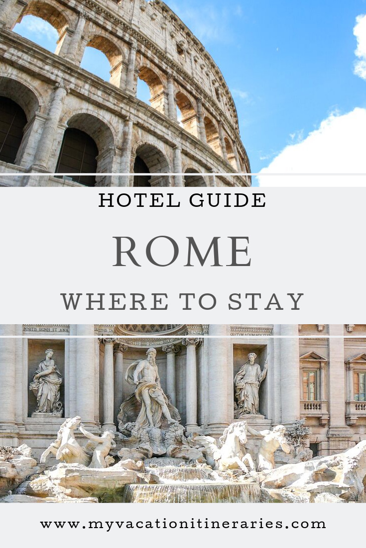 where to stay in rome first time