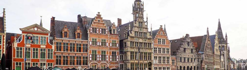 best places to stay in ghent