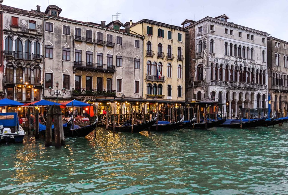 cruise grand canal
