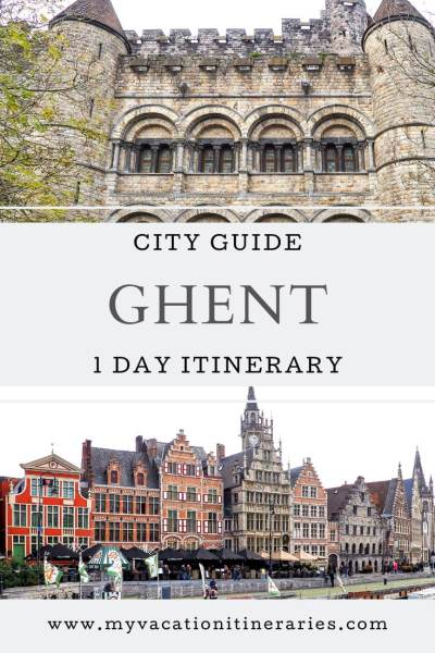 ghent in half a day
