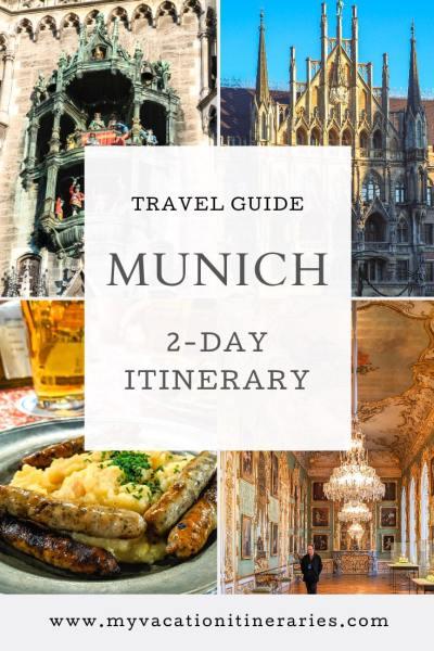 two days in munich