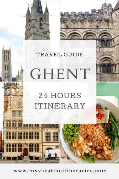 1 day in ghent