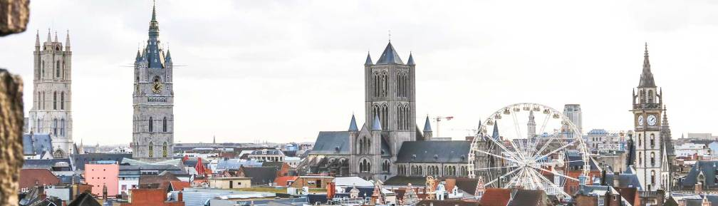 one day in ghent itinerary