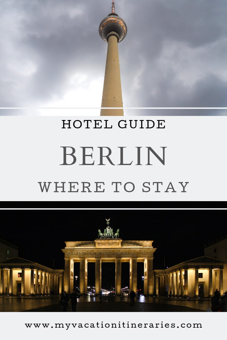 most central place to stay in Berlin