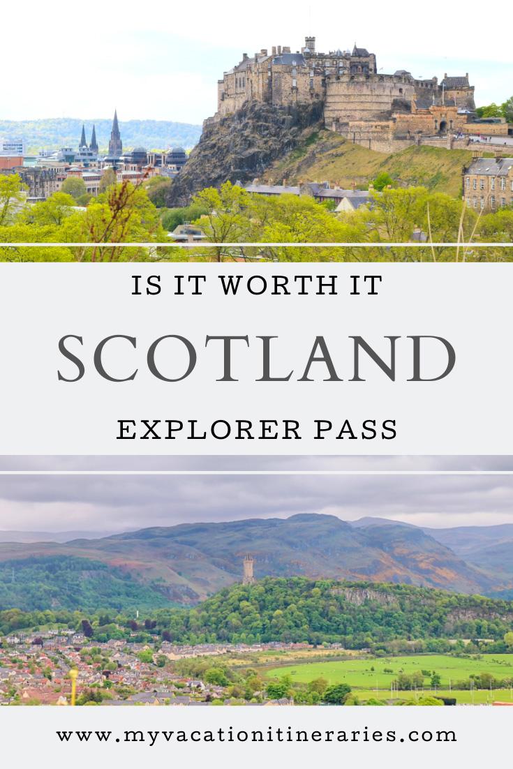 scotland explorer pass worth it