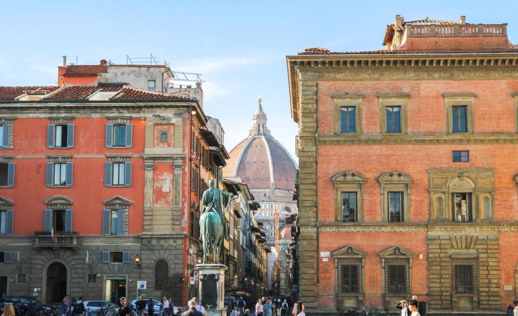 Florence city centre