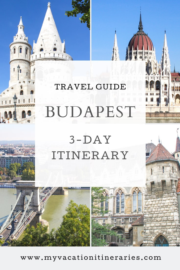 three perfect days in budapest