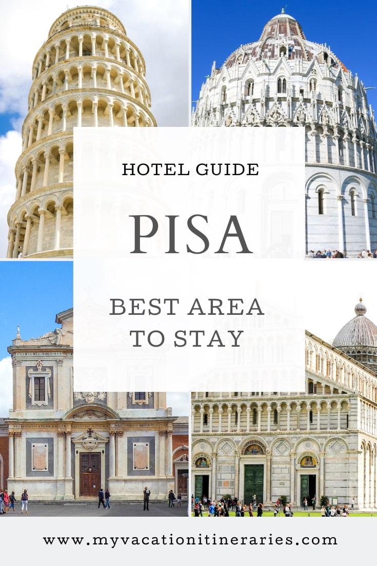 best area to stay in pisa
