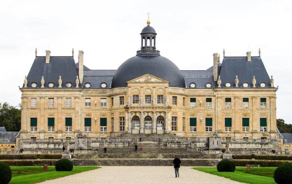 Palace of Vaux le Vicomte