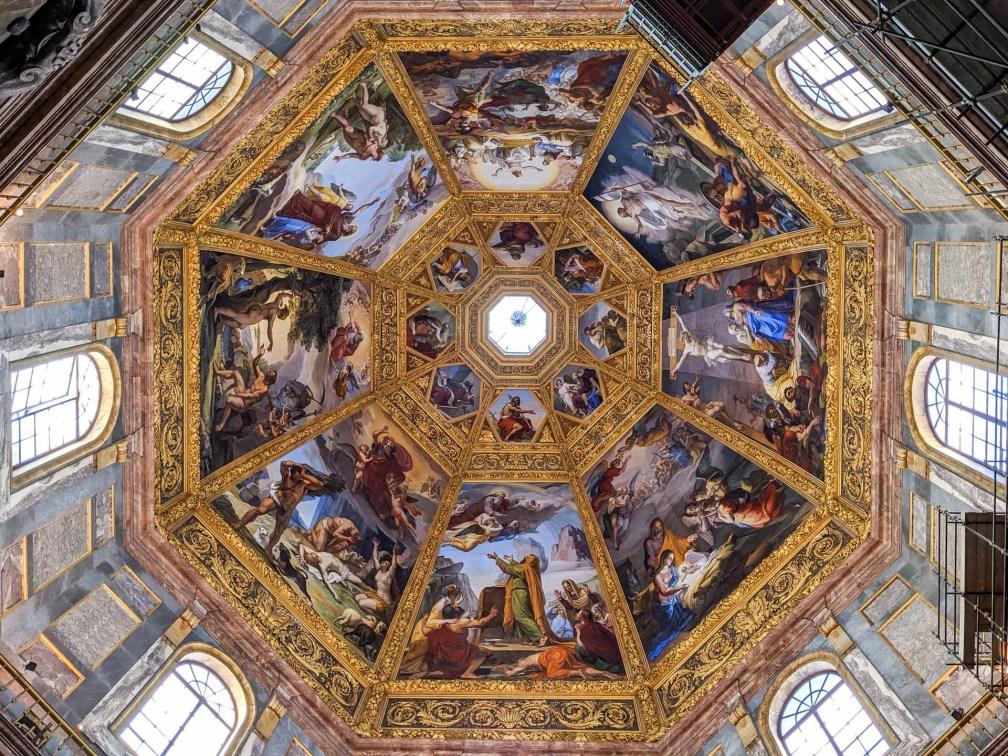 Medici Chapels dome