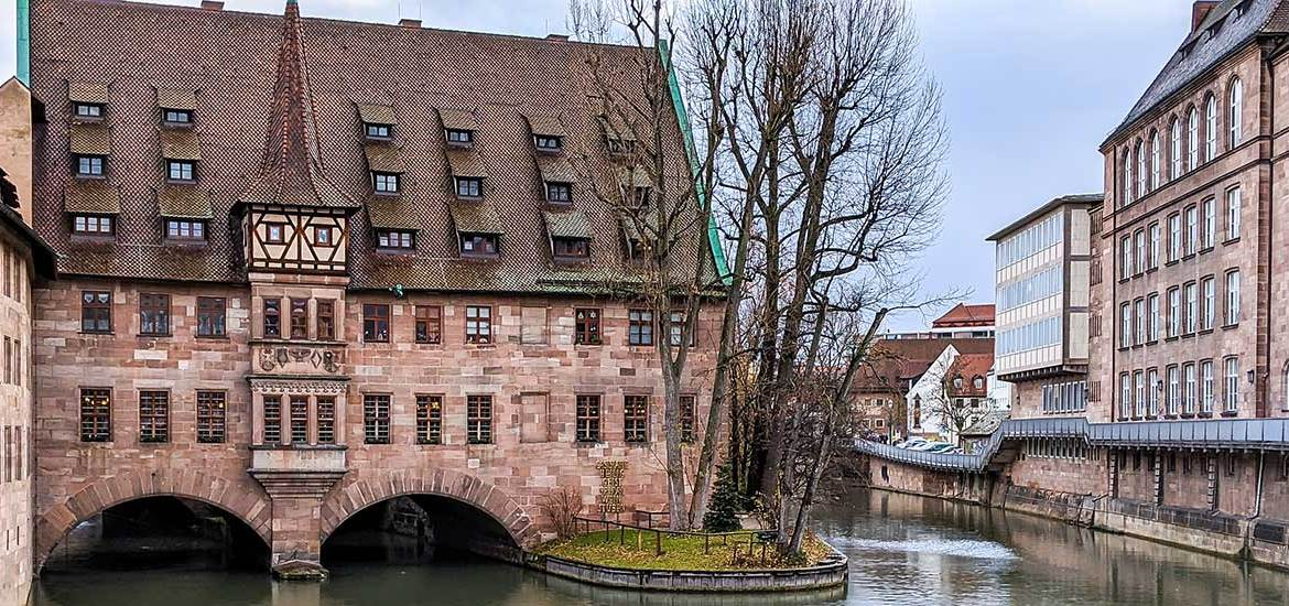 one day in Nuremberg itinerary