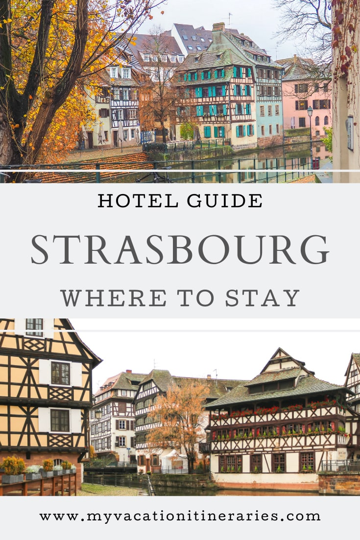 strasbourg hotels old town