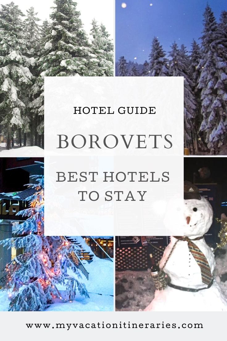 hotels in borovets bulgaria