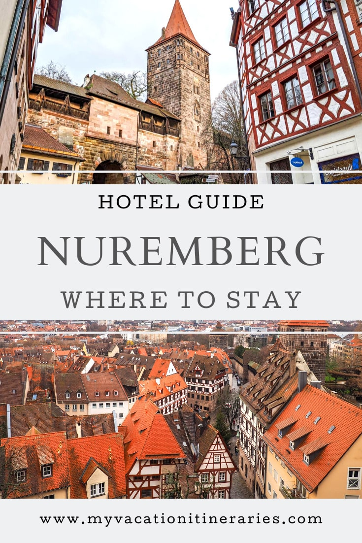 best place to stay in nuremberg germany