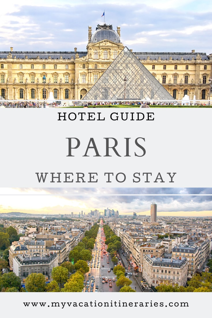 where to stay in paris for the first time