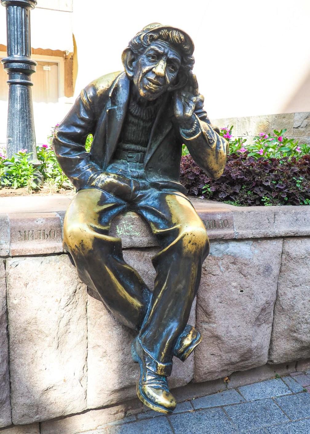 statue of Miljo