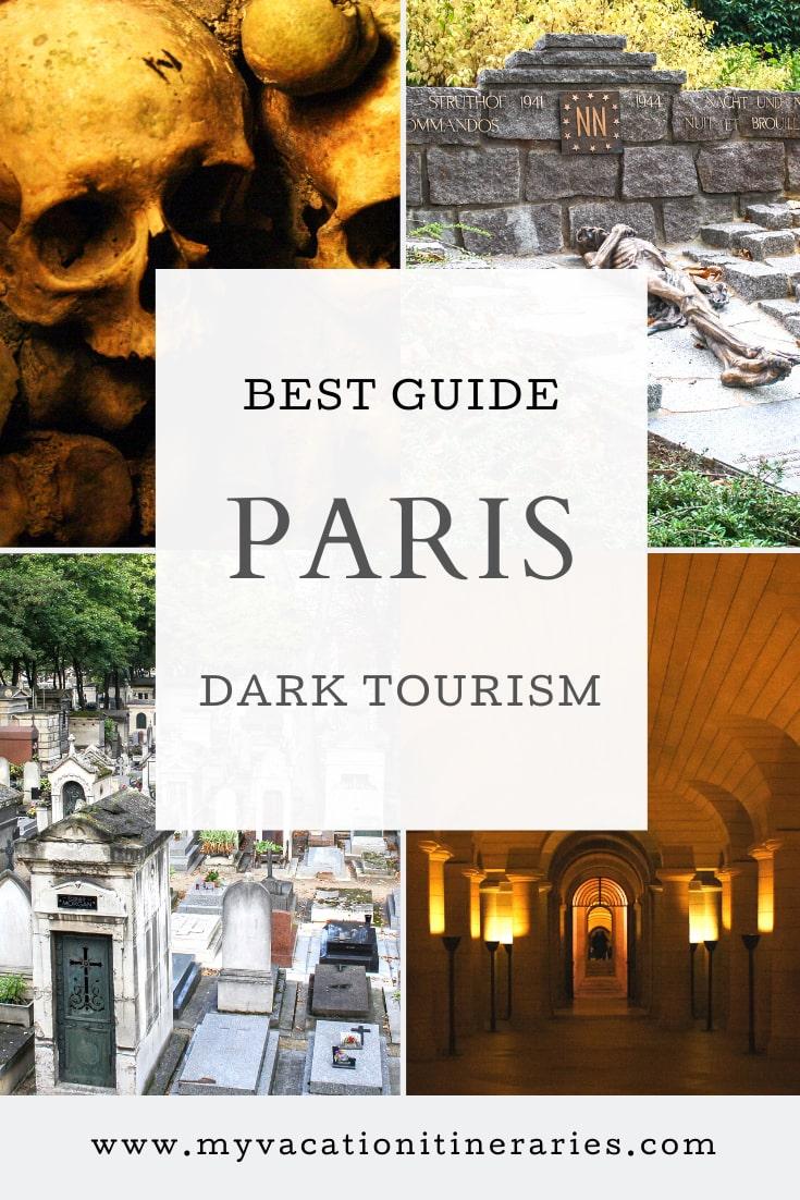 dark tourism paris