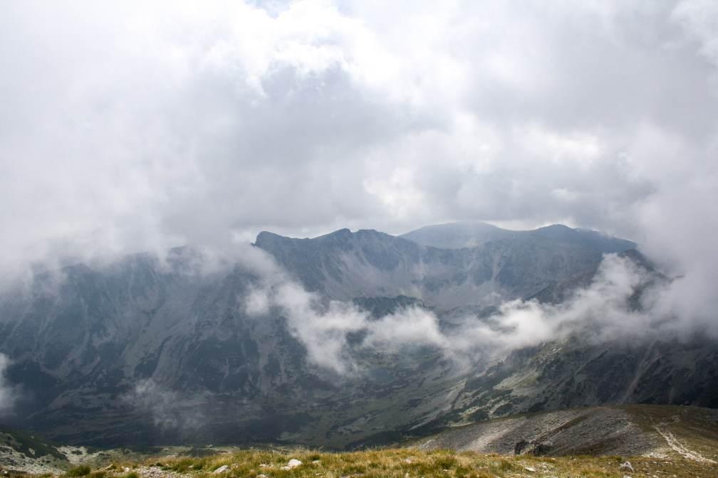 Musala peak view