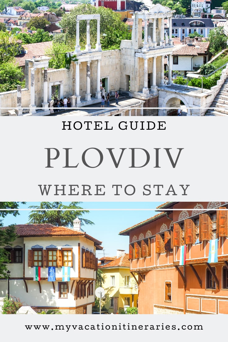 plovdiv old town hotels