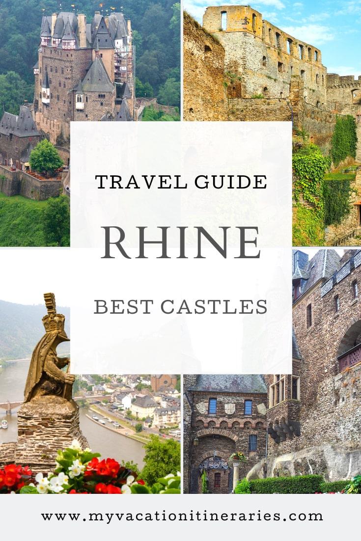 rhine river castles