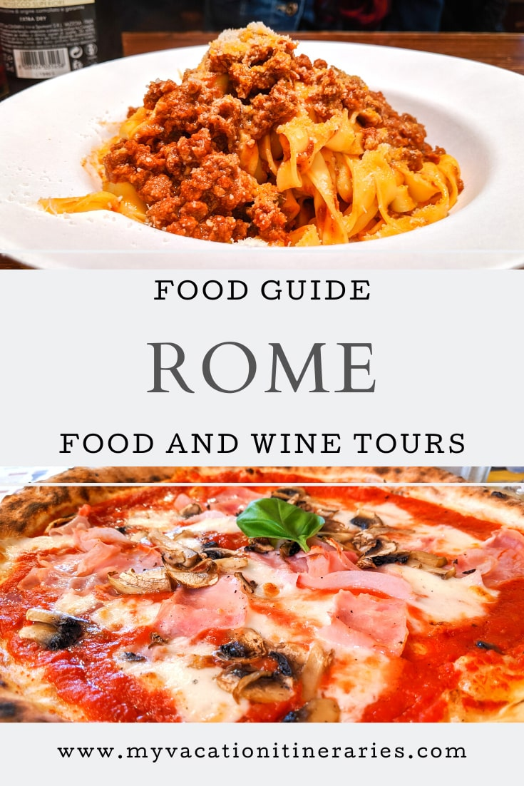 food tours in rome italy