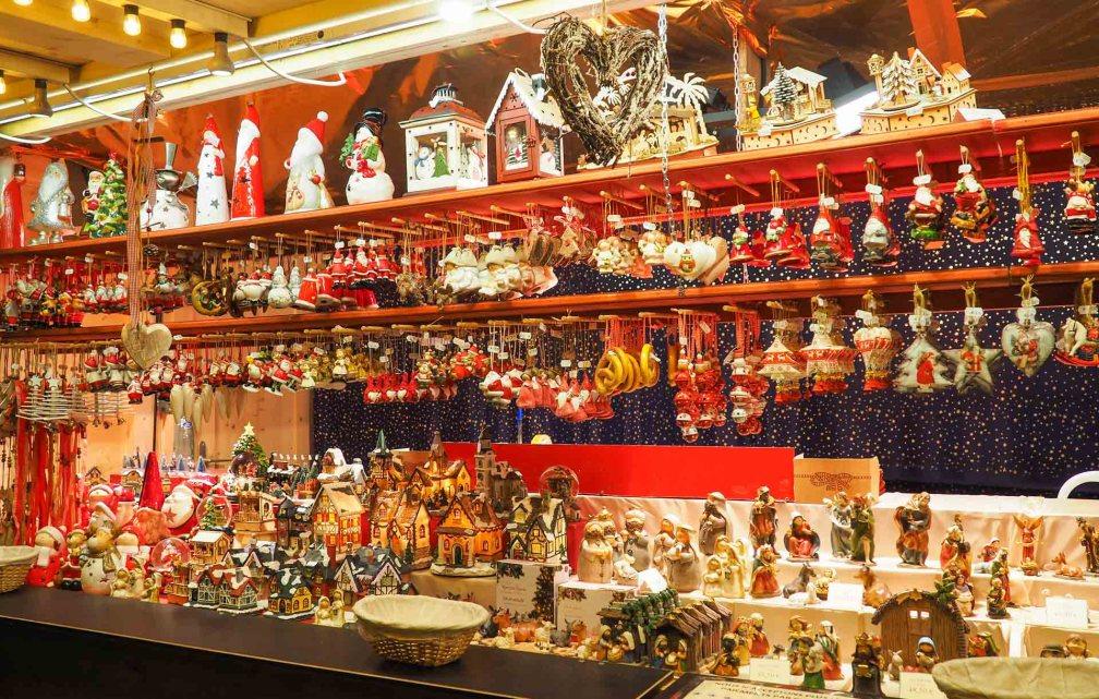 Place Benjamin-Zix Страсбургские рождественские ярмарки Почему вы должны посетить Страсбургские рождественские ярмарки strasbourg place benjamin zix
