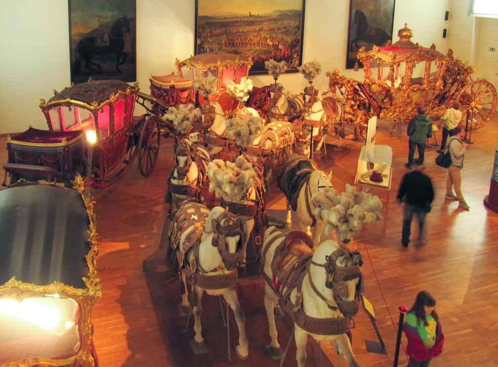 Императорский музей карет Венский маршрут Венский маршрут vienna imperial carriage museum