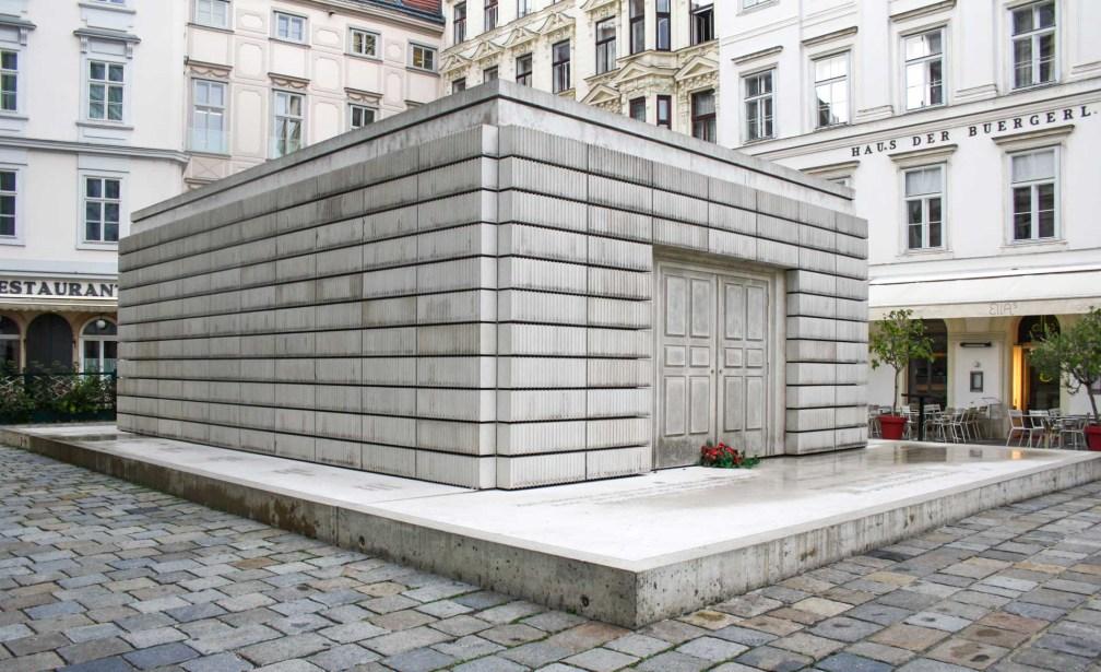 Юденплац Мемориал Холокоста Венский маршрут Венский маршрут vienna judenplatz holocaust memorial