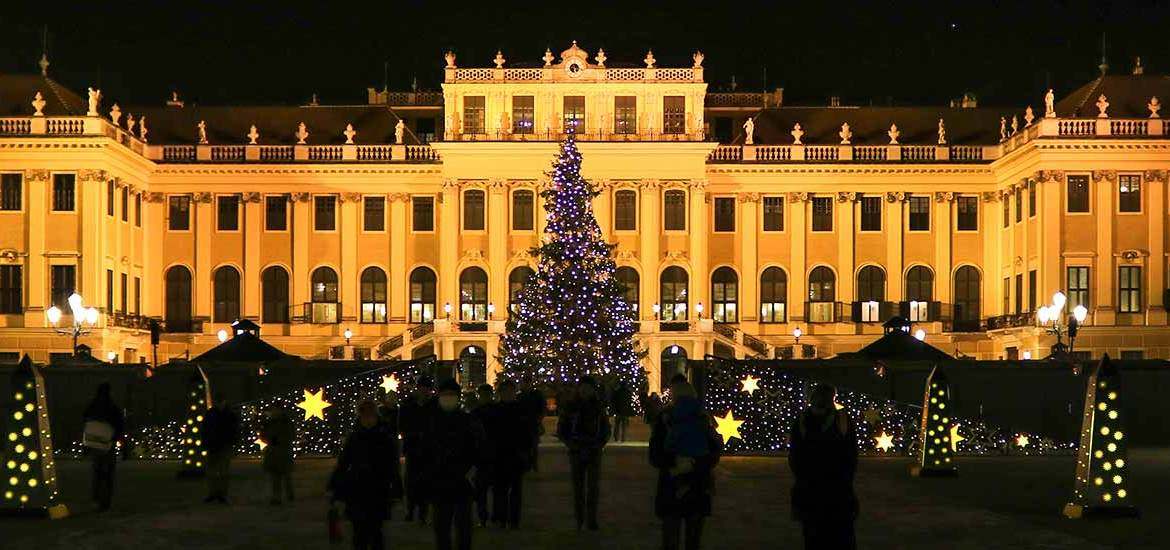 Vienna Christmas Market.Best Vienna Christmas Markets 2019 Dates And Location