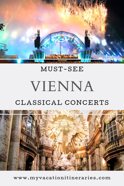 Best Concerts in Vienna (12 Top Vienna Classical Music Concerts)