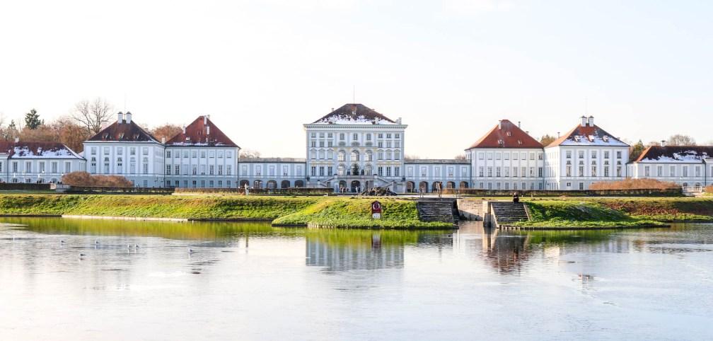Дворец Нимфенбург Идеальный Мюнхенский маршрут Идеальный Мюнхенский маршрут munich nymphenburg palace