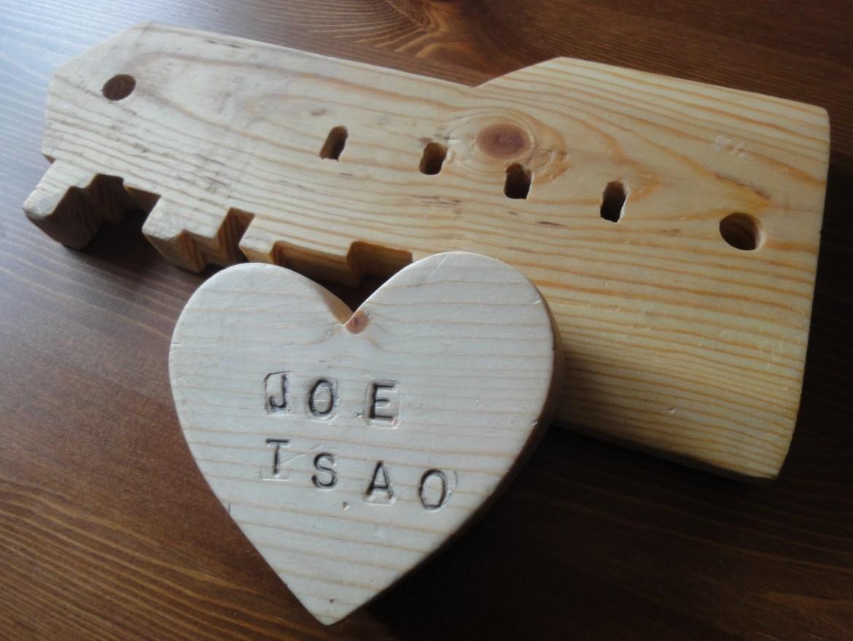 {酸甜苦辣老爸經} Joe's Wooden Heart