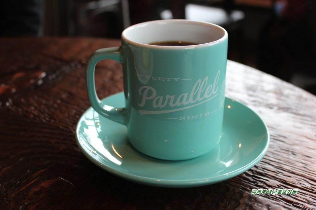 加拿大美食,溫哥華美食,London Fog,伯爵奶茶,溫哥華咖啡館,Forty Nie Parellel,Coffee Roasters