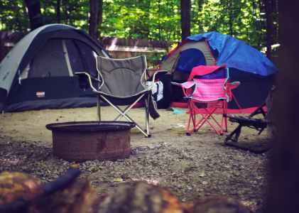 野趣溫哥華 湖濱好野人,夏日在愛麗絲湖露營