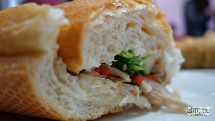 {溫哥華美食} 法國越南聯姻美食,Au Petite Cafe (已歇業)