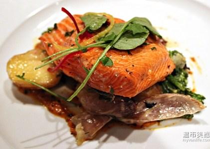 溫哥華美食|遠離鮭魚之亂,來溫哥華餐廳吃鮭魚吧