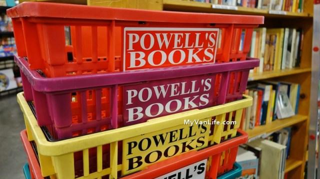 Portland,波特蘭景點推薦,鮑威爾書店,奧勒岡州