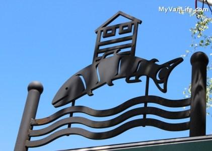 溫哥華旅遊|造訪卑詩省的誕生地,三多一古老之蘭里堡