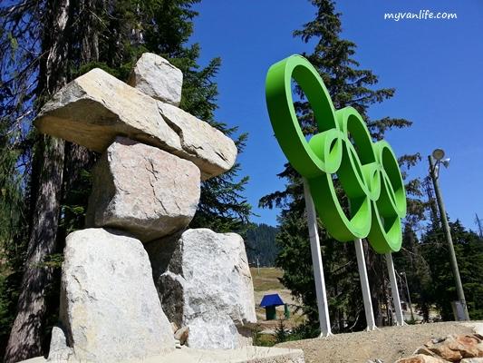 {野趣溫哥華} 滑雪場裡的盛夏光年,溫哥華黃柏公園森林小徑縱走